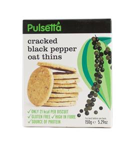 Pulsetta Gluten Free Biscuits
